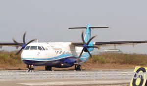 マン ヤダナーポン航空XY-AJP-2