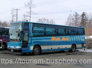 北海道 エルム観光バス